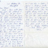 ULUNDI TREE/ADAMS LETTER