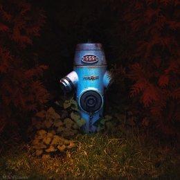 M.S Hydrant Polis G4B1214
