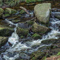 Peak District Stream