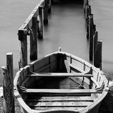 jetty & boat