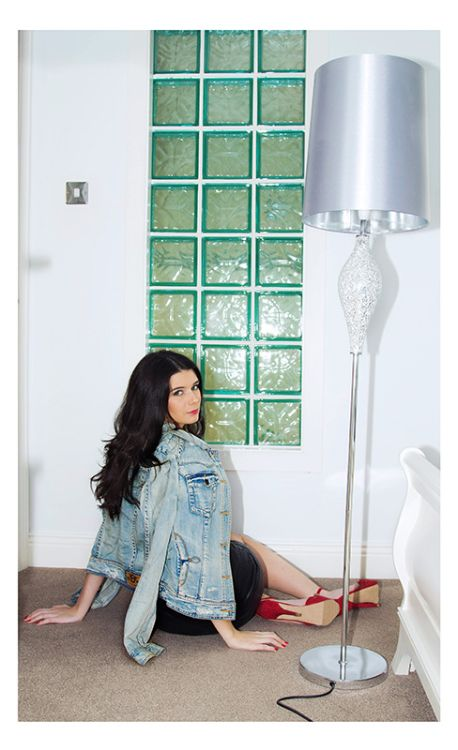 Model: Nicole (Denim Fashion)