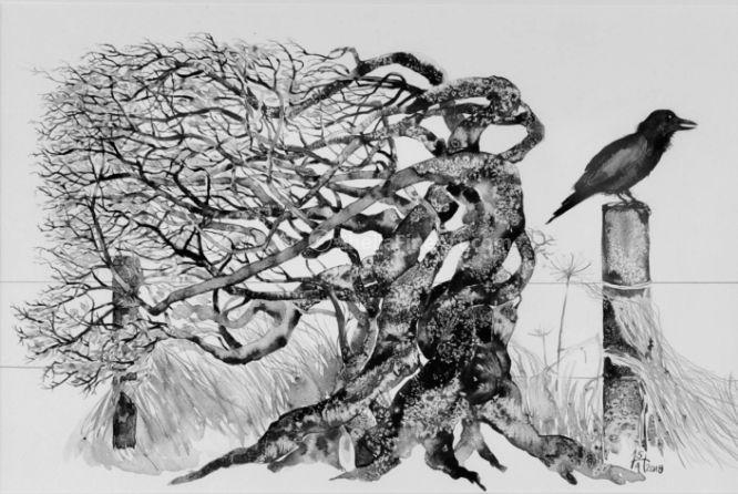 Crow Post 2