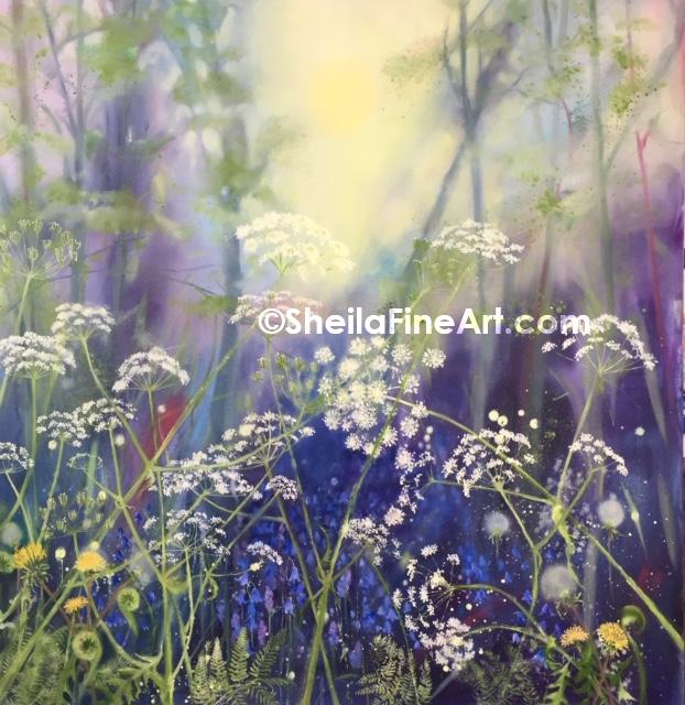 Dawn Wood, Spring