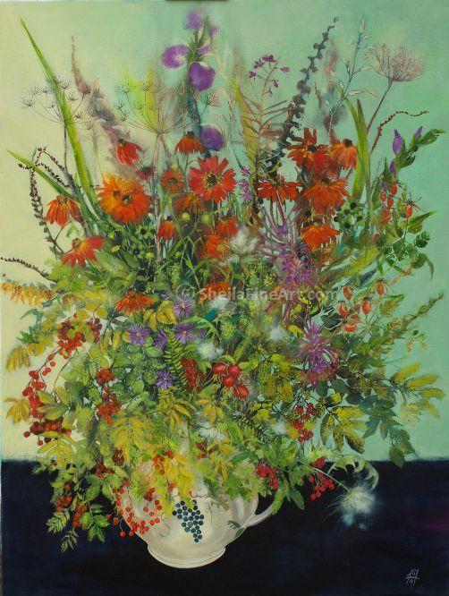 Hedgerow Bouquet (Autumn)