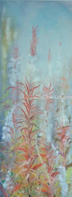 Rosebay Willow Herb Dispersing Seed 2