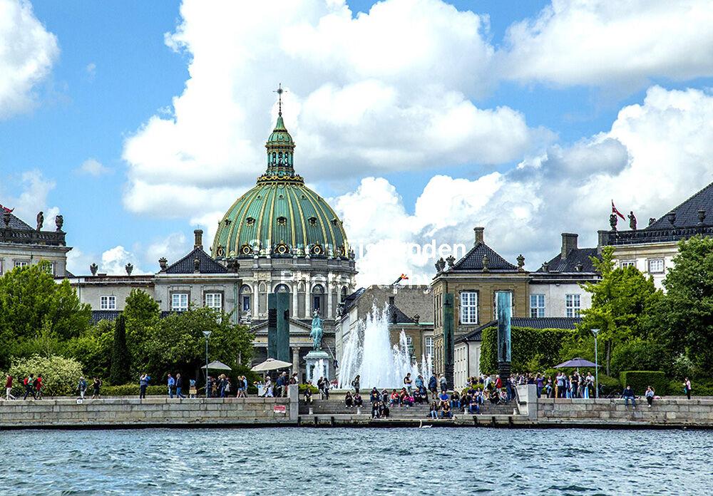 4015-Copenhagn Amalienborg Palace