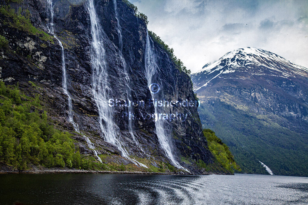 4089-Geirangertrip fjord  7Sisters waterfall