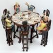 High Tea Main Sculpture