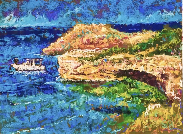 Akamas Coast - Cyprus