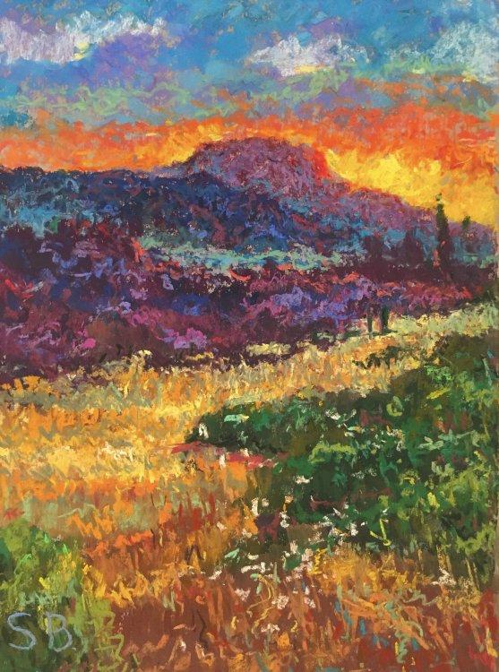 'Akamas - Sunset - Cyprus.