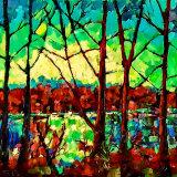 Elveden Forest - Daybreak