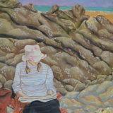 Contemplation - Pastels