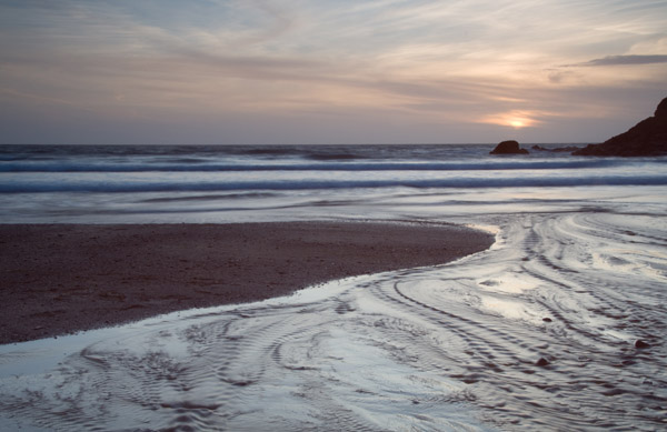 Evening Swirls