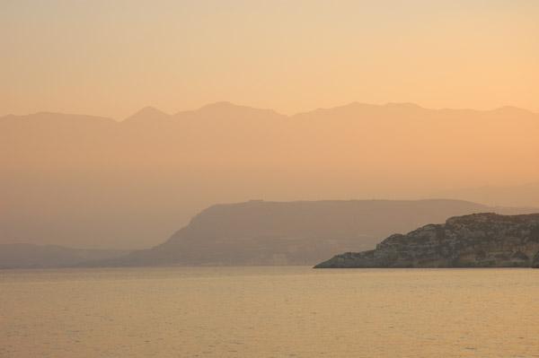 A Cretan Evening