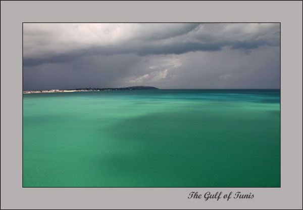 The Gulf of Tunis