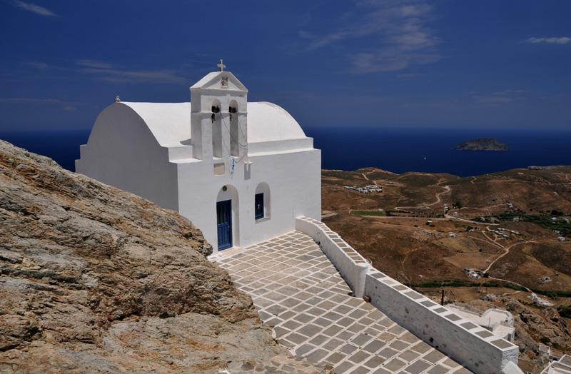 Serifos Heights