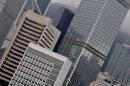 Hong Kong City Abstract