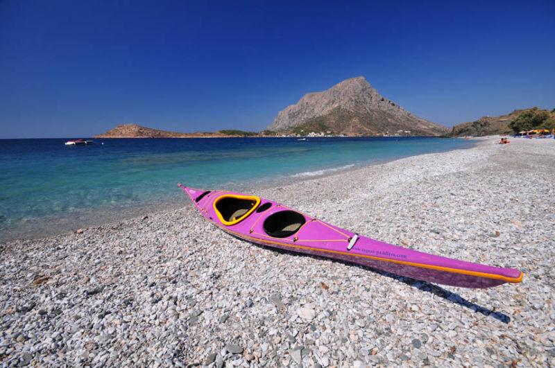 Aegean Canoe