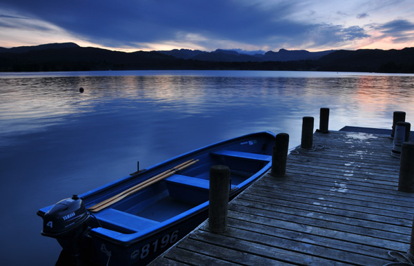 Oars at the Ready