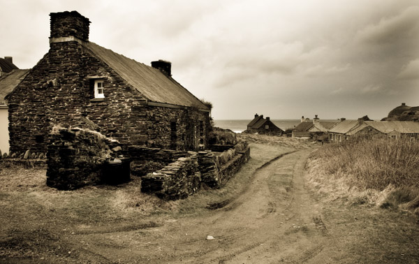 Abereiddi Cottage