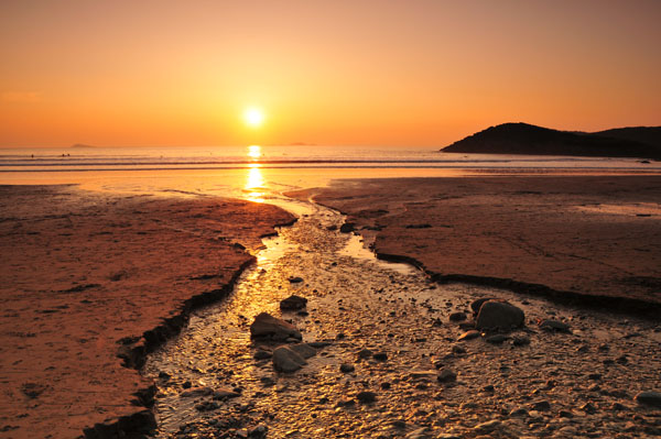 Whitesands Sunset