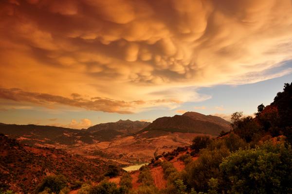 Andalusian Skies