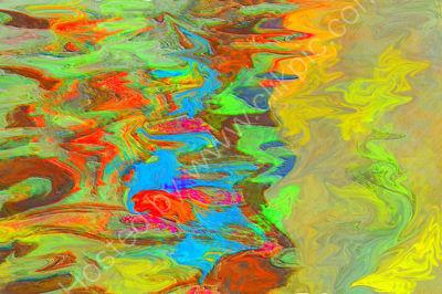 A Sea of Colour