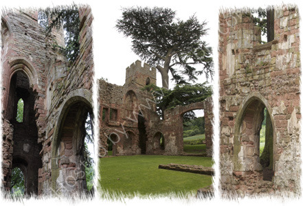 Acton Burnell Triptych