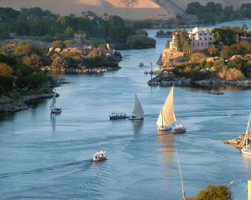 Cataracts of the Nile