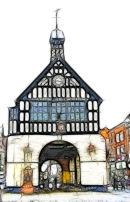 Bridgnorth Town Hall, Shropshire