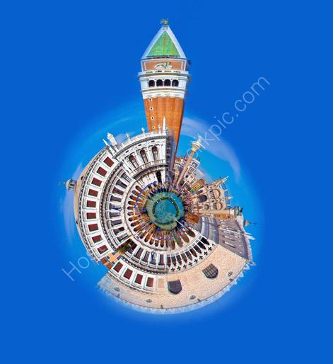 San Marco Little Planet