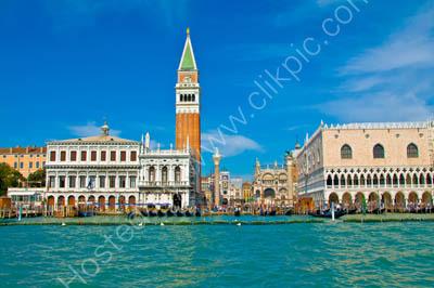 Doge's Palace & San Marco