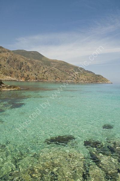 Ombrosgialos Cove #1, Crete