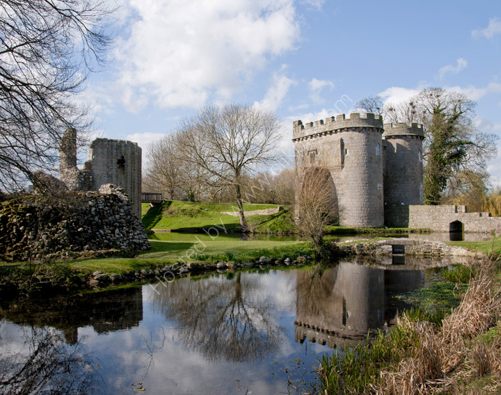 Reflections of Whittington Castle