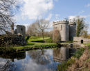 Reflections of Whittington Castle