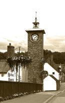 The Clock Tower, Bridgnorth, Shropshire