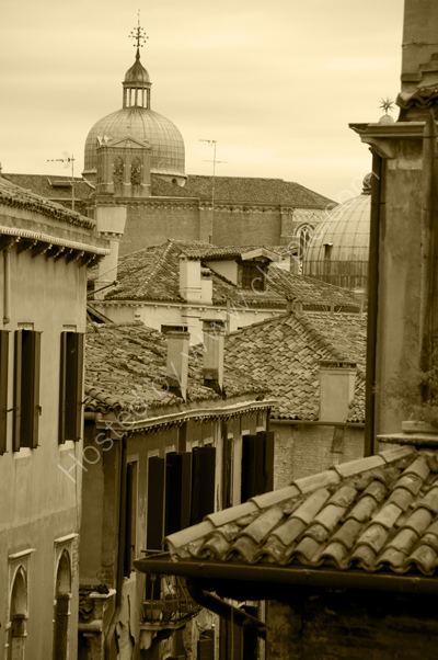 Rooftops of Venice