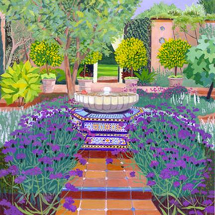 The Carpet Garden