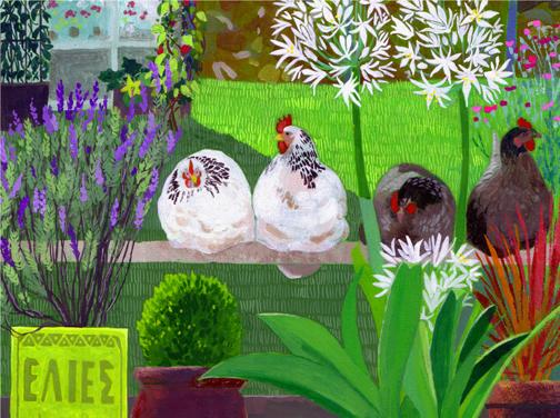Harriet's Hens