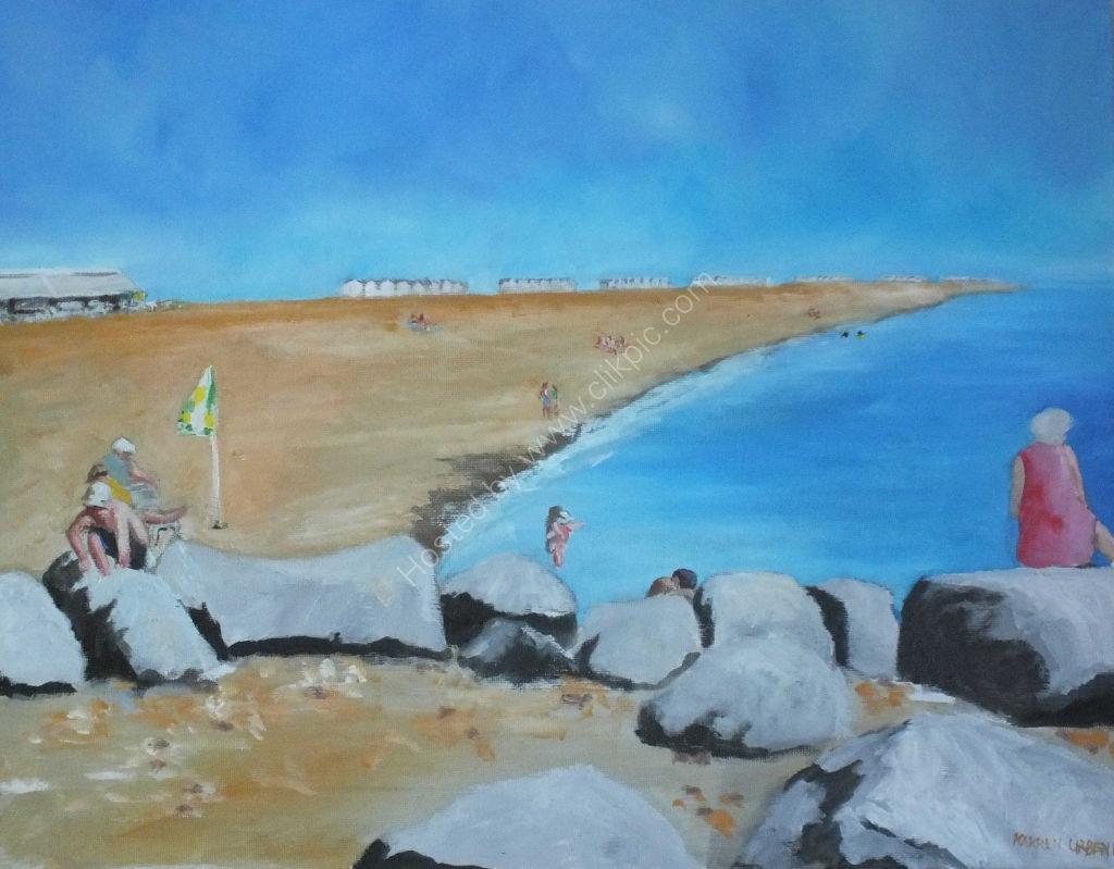 Sea Lane Cafe, Goring Rocks 1