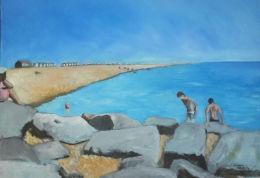 Sea Lane Cafe, Goring Rocks 2