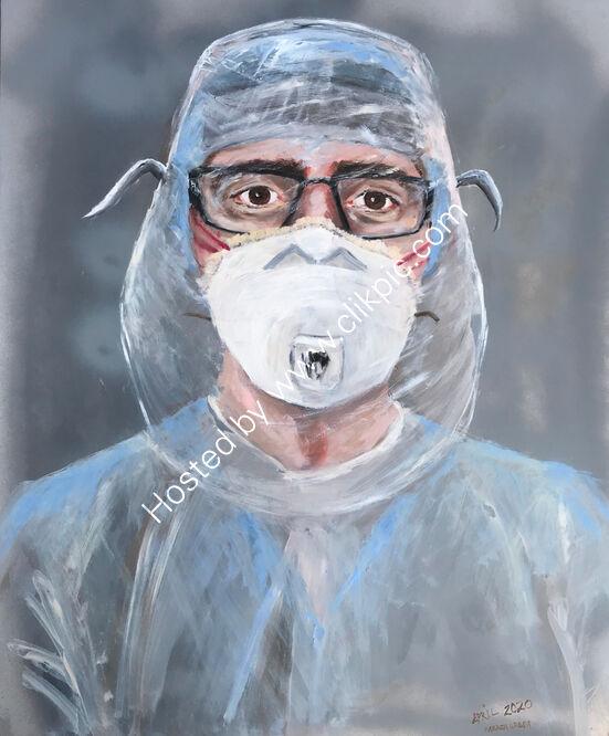 Dr Martin Sevenoaks.