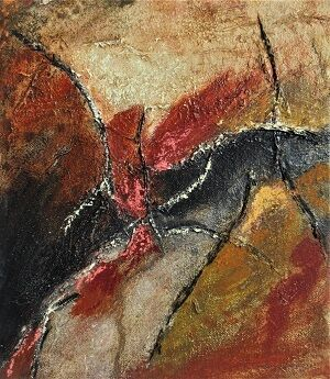 Terre du Roussillon 6 Ercolano Red 19.3x22.2cm