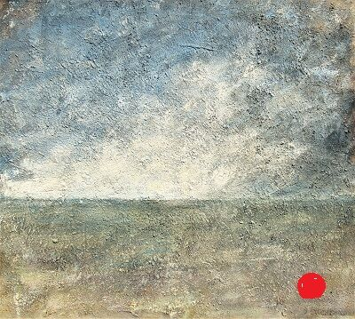 Sky Touch Sea 80x90x4 SOLD 27.01 2021