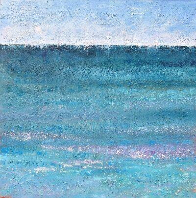 Boundless Sea 90x90x4