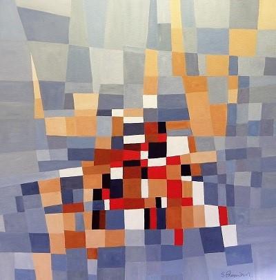 Heart of the Matter 60x60