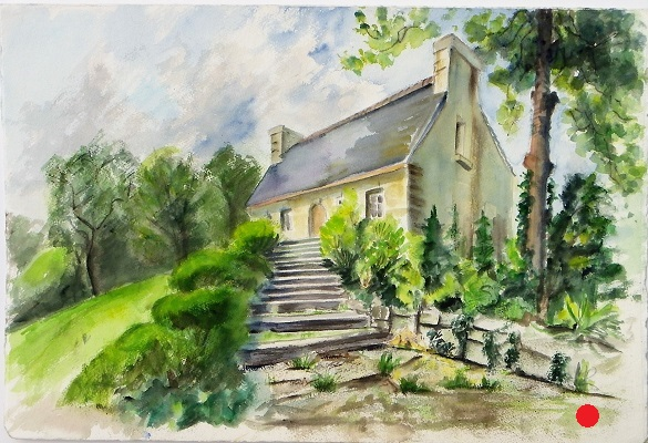 Holiday Cottage 40x57