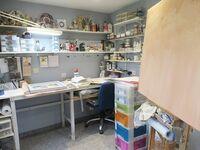 new studio workbench