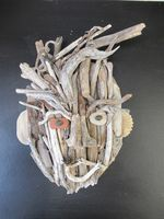 Barnacle Bill Driftwood sculpture
