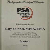 The Actual award